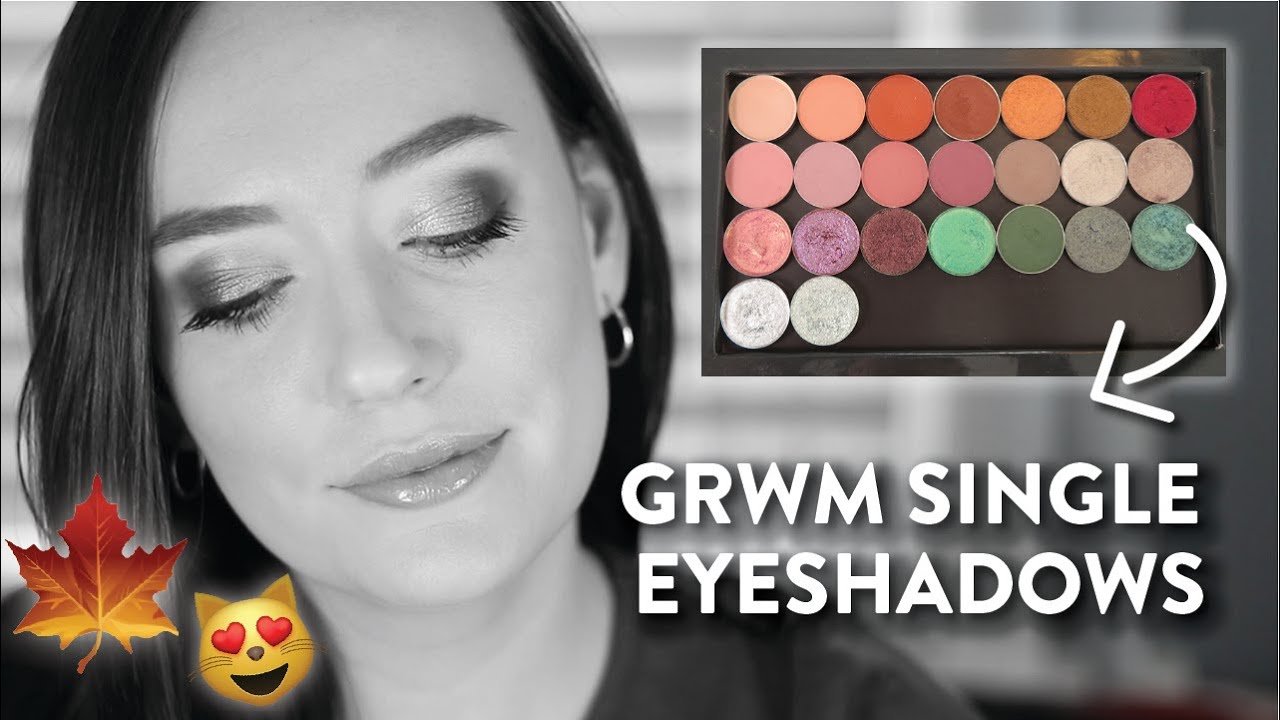Grwm Single Eyeshadows Cool Tones Youtube It's a challenge to calculate cpm youtube ad rates because. youtube