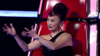 The Voice Thailand - เก่ง VS ฟางข้าว - Saving All My Love For You - 3 Nov 2013