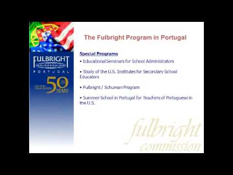Fullbright Study Abroad Program in Portugal
