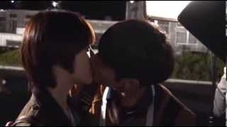 Minho & Sulli (Minsul scenes) / Fountain kiss TTBY Making of DVD