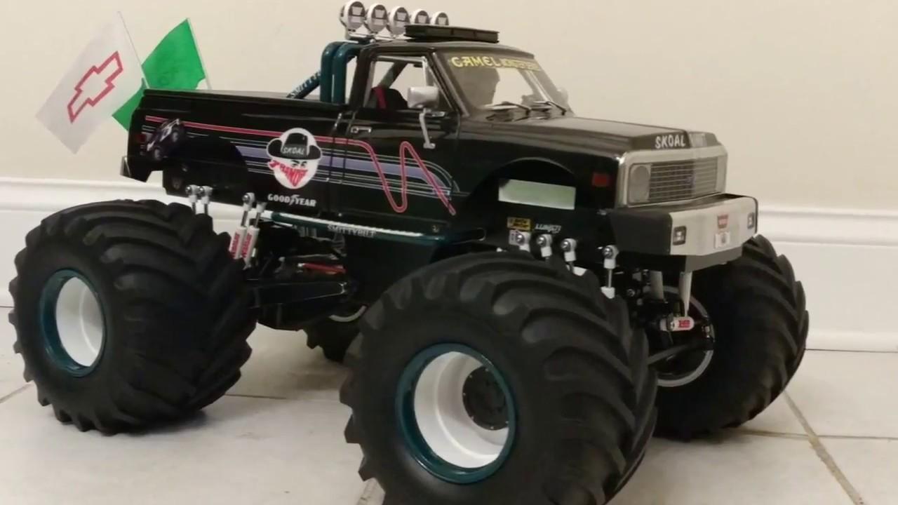 Rc Retro Skoal Bandit Build Youtube