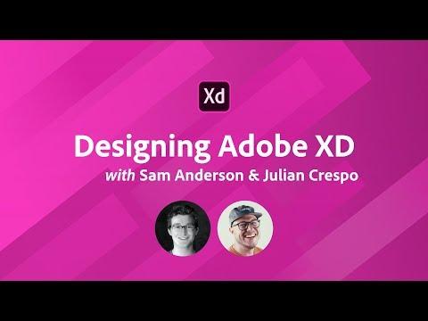 Designing Adobe XD - Episode 58 thumbnail