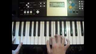 Canta la orga - Bosquito doua maini tutorial orga #9