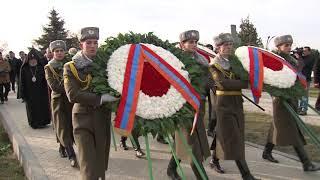 Նիկոլ Փաշինյանն ու Արմեն Սարգսյանն այցելել են «Եռաբլուր» զինվորական պանթեոն