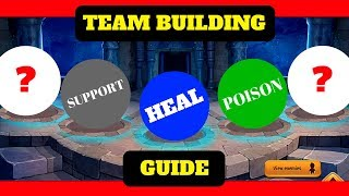TEAM BUILDING GUIDE - Might and Magic Elemental Guardians
