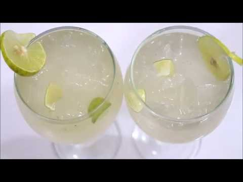 Healthy Lemon Drink - Lemon Juice Belly Slimming Detox Water Recipe