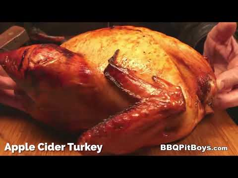 Apple Cider Turkey Recipe -Quick And Easy Brine