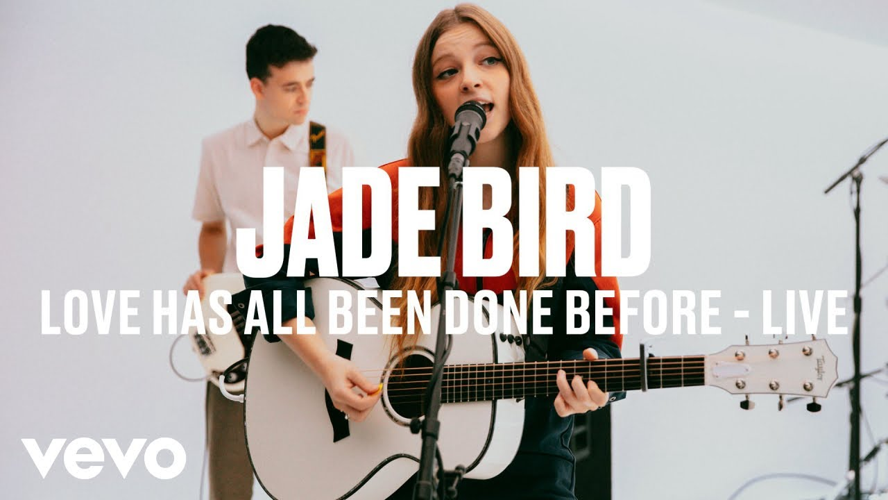 Jade Bird — Love Has All Been Done Before (Live) | Vevo DSCVR ARTISTS TO WATCH 2019