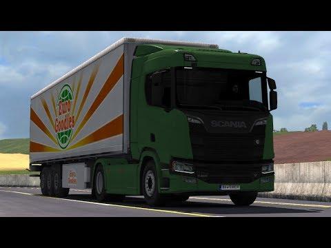 [1.30] Euro Truck Simulator 2 | Slovakia Map v 6.0 by kapo944 | Mods