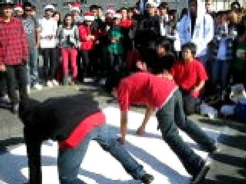 Hip Hop Society Dance Battle