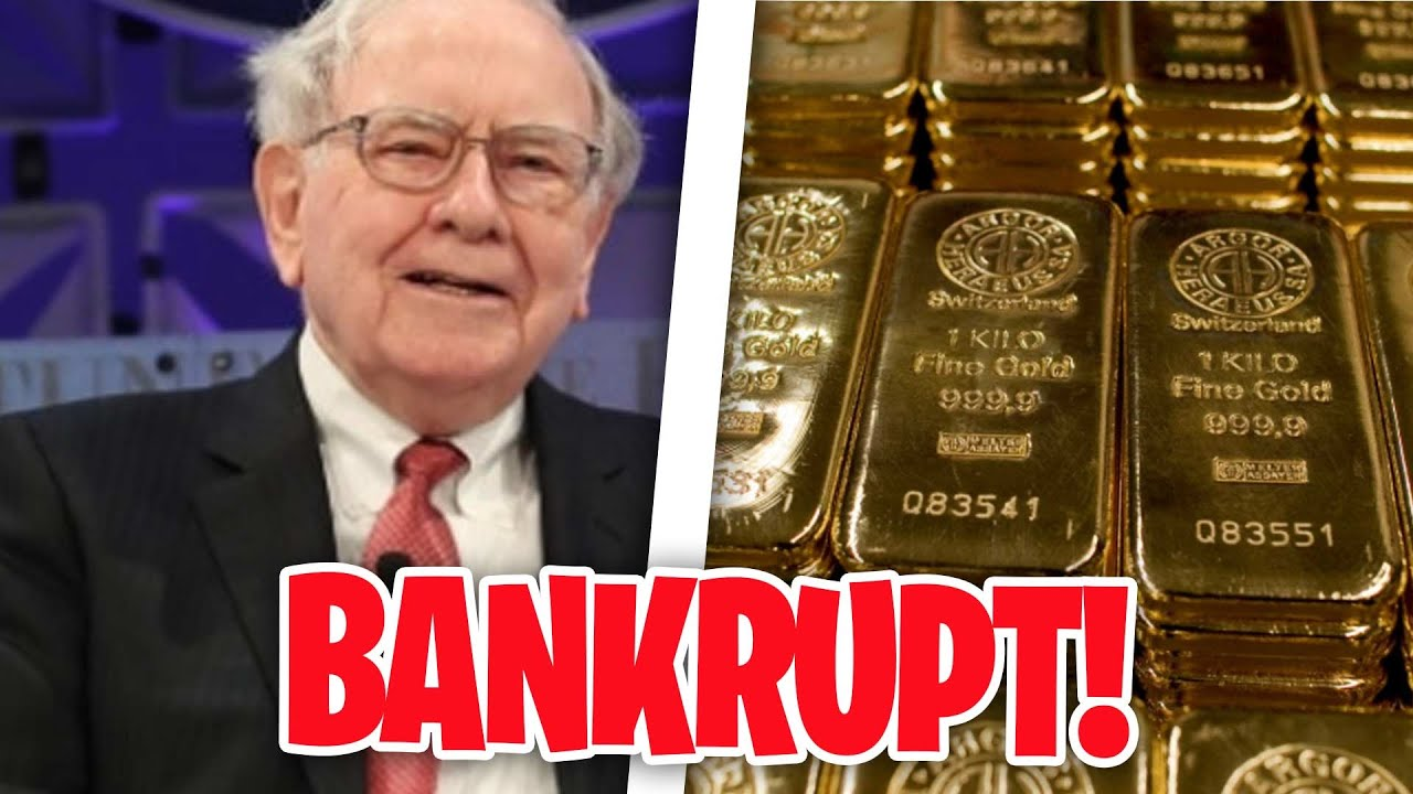 Why Berkshire Hathaway is going BANKRUPT!