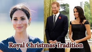 Despite Meghan Markle's C.onvictions, Harry Joined In With A Contr-versial Royal Christmas Tradition