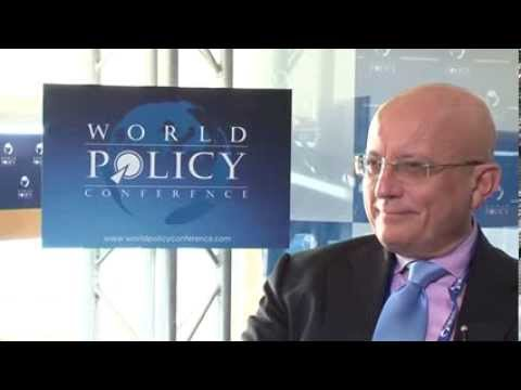 World Policy Conference 2013 - Sergey KARAGANOV