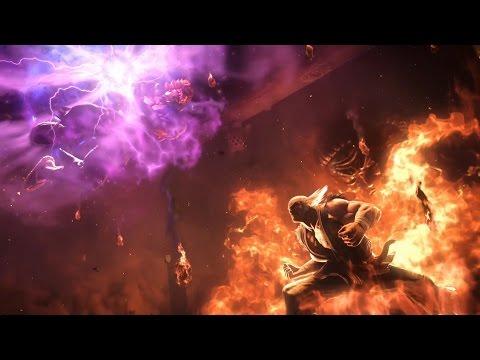 Дебютный геймплей Tekken 7. ВЫХОД на PC!