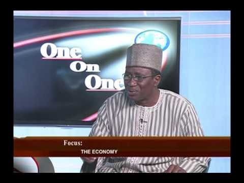 """""""One On One: The Economy"""" With Cyril Stober"""