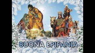... buona epifania 6 gennaio colgo l'occasione dell'arrivo dei re magi per augura...