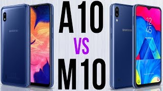 A10 vs M10 (Comparativo)