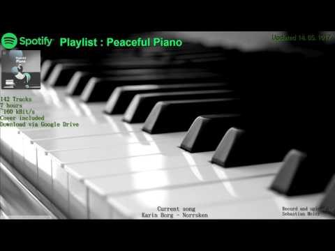 Spotify Peaceful Piano Playlist Download [27.11.17.]