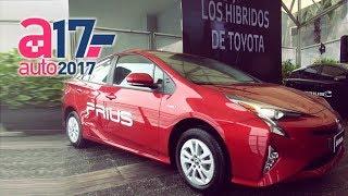 Nuevo Toyota Prius 2017 en el Perú   Auto 2017