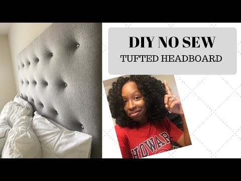diy-|-easy-no-sew-tufted-headboard