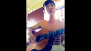 Tin nhắn của anh guitar cover - NHT