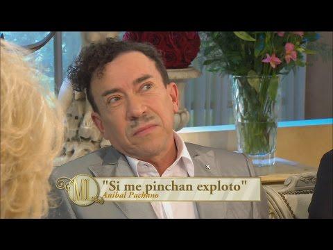 Aníbal Pachano le contestó a Graciela Alfano