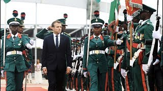 France's Macron Tells Africans to Just 'Move on' After a Century of Murderous Colonialism (Pt. 1/3)