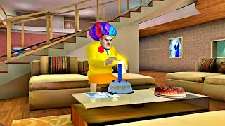 Scary Teacher 3D - New Ouftift New Look Walkthrough Part 381 Gameplay ( android, ios )