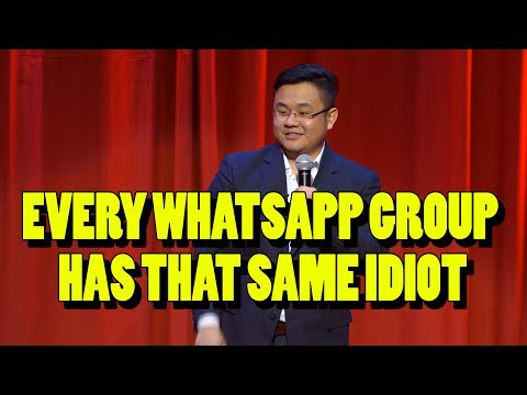Every Whatsapp Group Has That Same Idiot