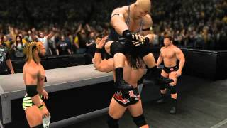 Shield entrance video wwe 13