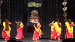 Dandiya - Tamil day 2014 Dance