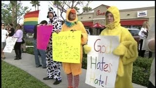 Chick-fil-A  faces gay marriage backlash