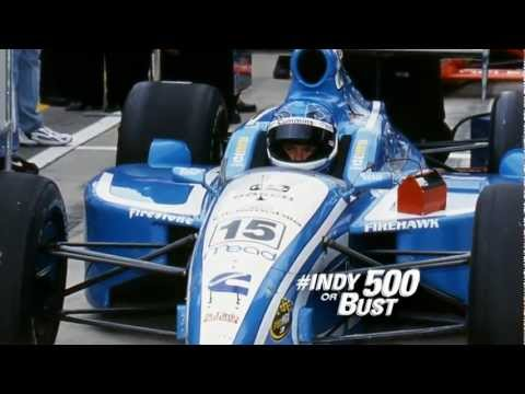 #Indy500orBust: Sarah Fisher