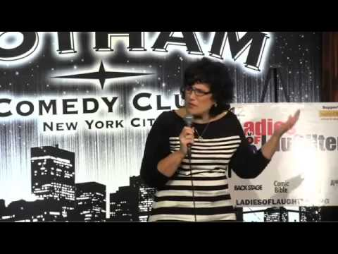 Robin Fox - 2012 Ladies of Laughter Winner (Professional)