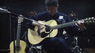 JOURNEY - Separate Ways (Acoustic Guitar Solo)  -Studio Take-
