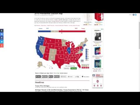DONALD TRUMP 2020 ELECTION PREDICTION