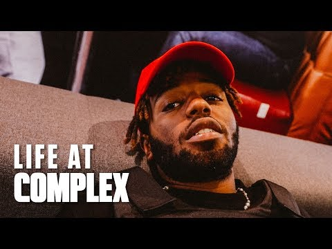 MadeinTYO Stops By Complex! | #LIFEATCOMPLEX