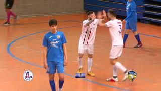 13°G | Videoton - Aosta calcio 511:  2-2 | highlights | calcio a 5 serie B | stagione 2018-19