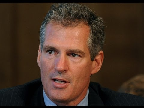 Scott Brown Questions Congressman Markey