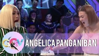 Kuryentanong with Angelica Panganiban | GGV
