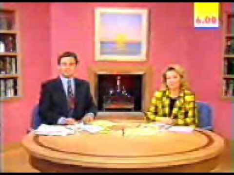 Gmtv's First Brodcast 1993