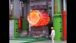 13000 Ton large forging press