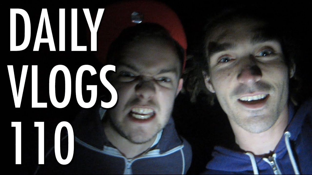 Abandoned Adventures  | Louis Cole Daily Vlogs 110