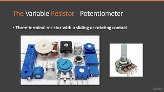 47- How To Use Variable Resistor Or Potentiometer In Arduino Projects.