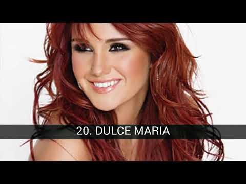 The best actresses of telenovela, latinas