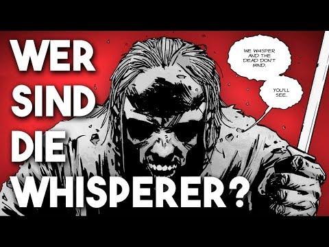 THE WALKING DEAD: Die Whisperer - Die nächste große Bedrohung