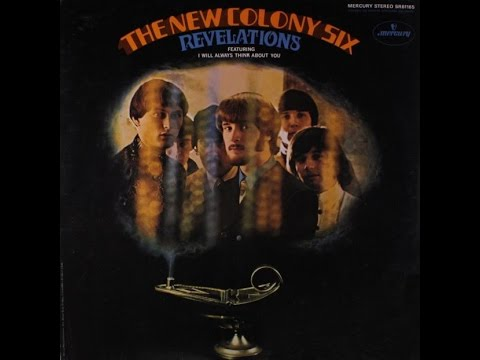 The New Colony Six - You know better [HQ Sound](1968)