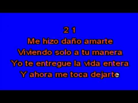 Prometo Olvidarte - Tony Dize (Karaoke)