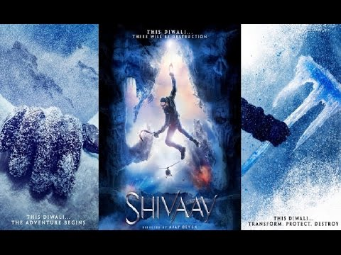 Ajay Devgn 'Shivaay' Granted U/A Certificate By Central Board Of Film Certification