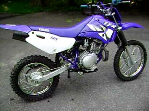 2001 yamaha ttr 125 youtube